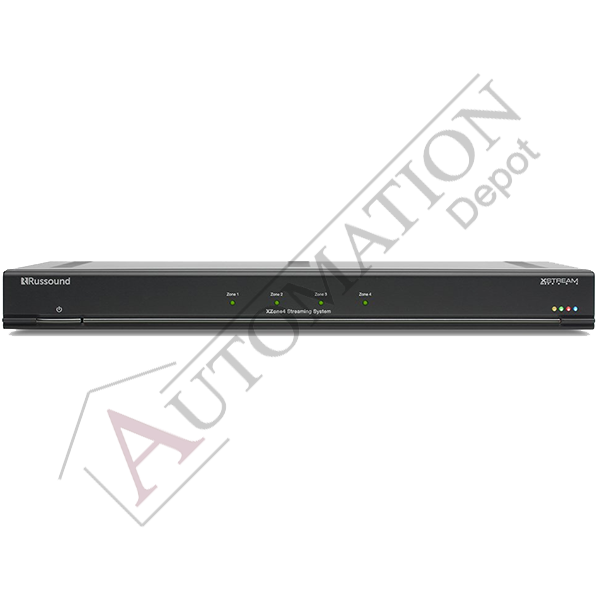 XZone4 4 Stream, 4 Zone Audio System Automation Depot